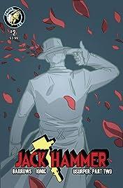Jack Hammer: Usurper #2