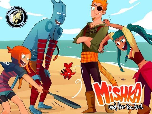 Mishka & the Sea Devil #9