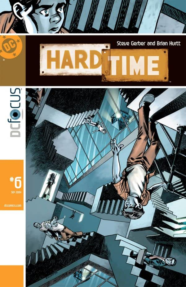 Hard Time (2004-2005) #6 (of 12)