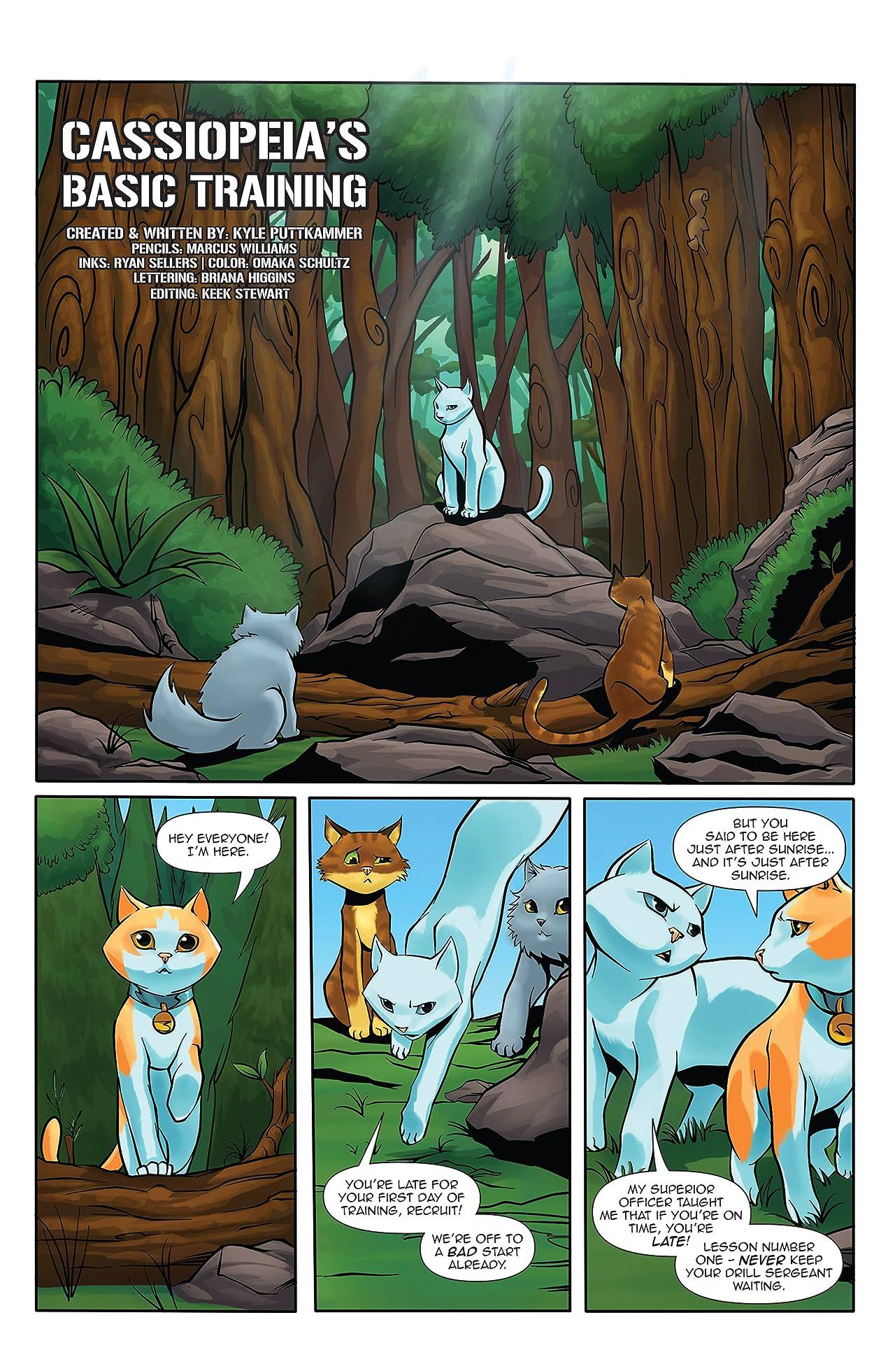 Hero Cats #3