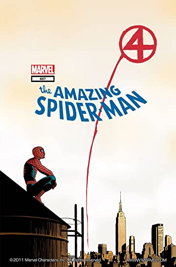 Amazing Spider-Man (1999-2013) #657
