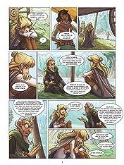 La quête d'Ewilan Vol. 2: Akiro
