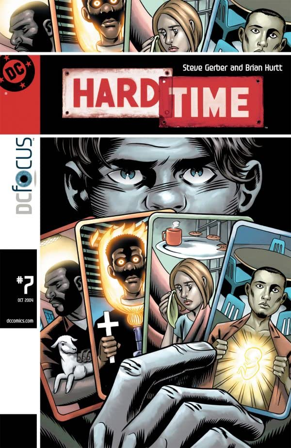 Hard Time (2004-2005) #7 (of 12)