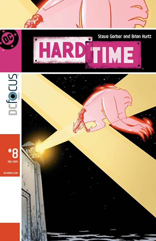 Hard Time (2004-2005) #8