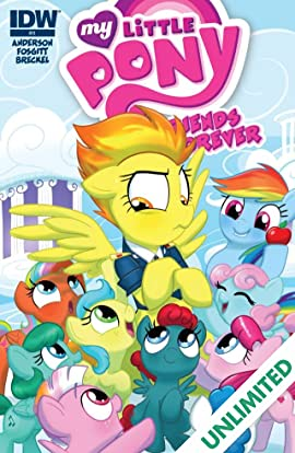 My Little Pony: Friends Forever #11