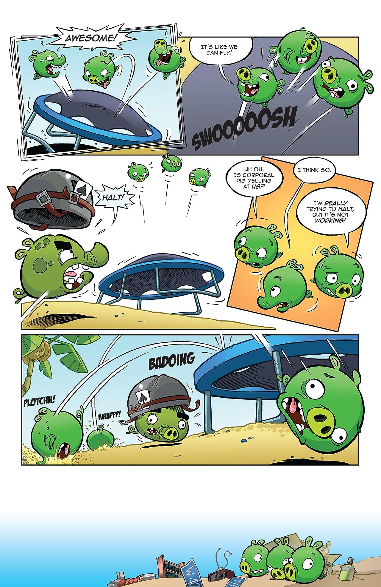 Angry Birds Comics #6