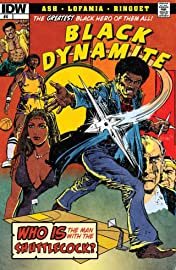 Black Dynamite #4 (of 4)