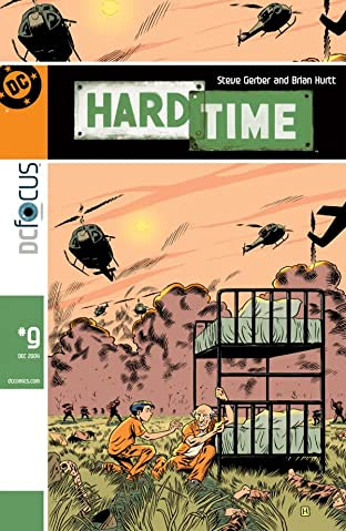 Hard Time (2004-2005) #9 (of 12)
