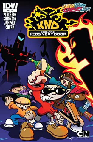 Cartoon Network: Super Secret Crisis War!: Codename Kids Next Door #1