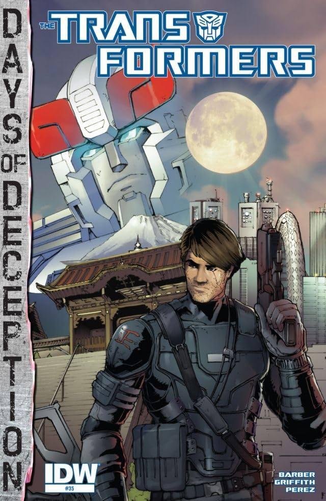 Transformers (2011-2016) #35: Days of Deception