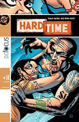 Hard Time (2004-2005) #11 (of 12)