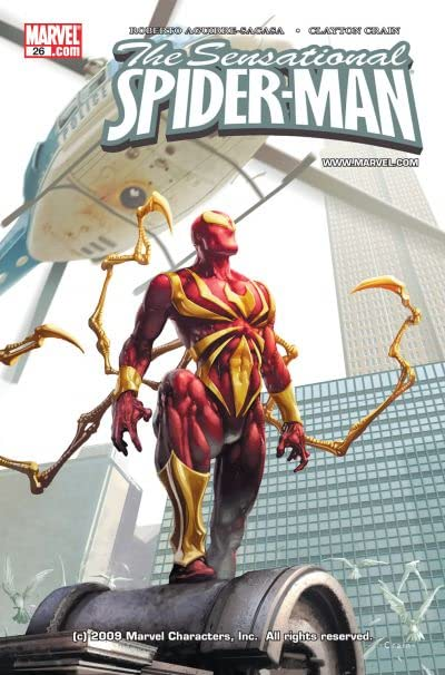 Sensational Spider-Man (2006-2007) #26