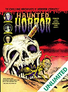 Haunted Horror Vol. 2: Comics Your Mother Warned You About
