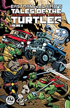 Teenage Mutant Ninja Turtles: Tales of the TMNT Vol. 6