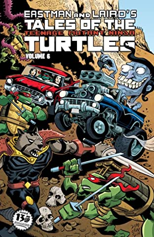 Teenage Mutant Ninja Turtles: Tales of the TMNT Tome 6
