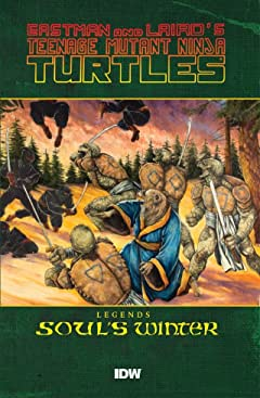 Teenage Mutant Ninja Turtles Legends: Soul's Winter