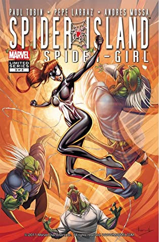 Spider-Island: Amazing Spider-Girl #3 (of 3)