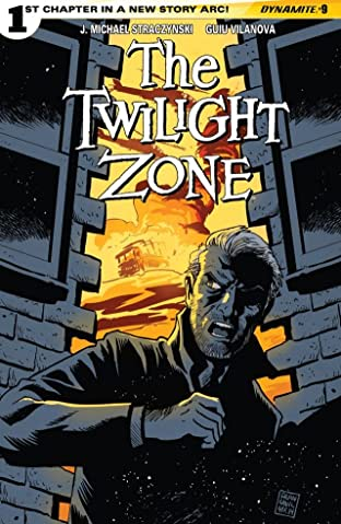 The Twilight Zone #9: Digital Exclusive Edition