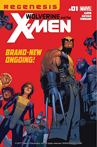 Wolverine and the X-Men No.1