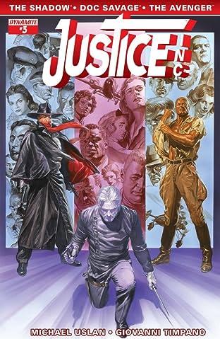 Justice, Inc. No.3 (sur 6): Digital Exclusive Edition