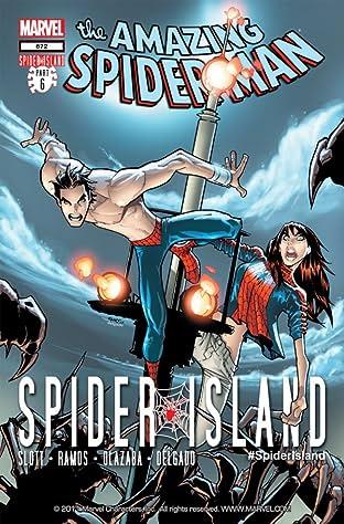 Amazing Spider-Man (1999-2013) #672