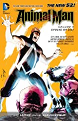 Animal Man (2011-2014) Vol. 5: Evolve Or Die!