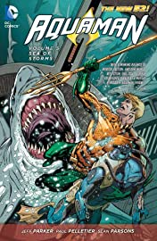 Aquaman (2011-2016) Tome 5: Sea of Storms
