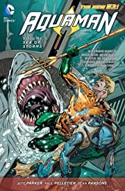 Aquaman (2011-2016) Vol. 5: Sea of Storms