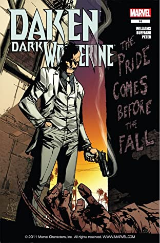 Daken: Dark Wolverine #16