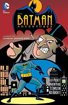 The Batman Adventures (1992-1995) Tome 1