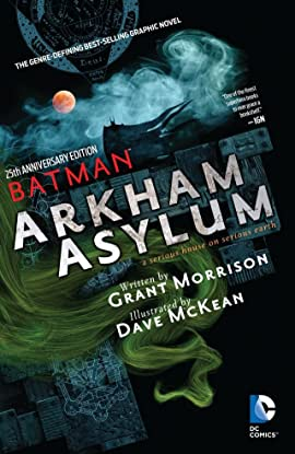 Batman: Arkham Asylum: 25th Anniversary