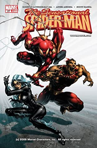 Sensational Spider-Man (2006-2007) No.27