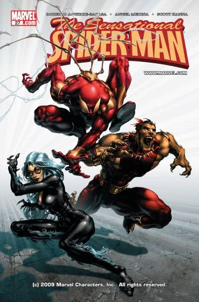 Sensational Spider-Man (2006-2007) #27