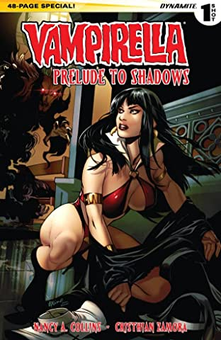 Vampirella (2014): Prelude To Shadows: Digital Exclusive Edition