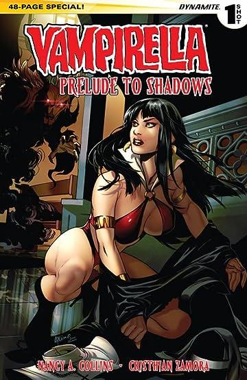 Vampirella (2014): Prelude To Shadows: Digital Exclusive Edition