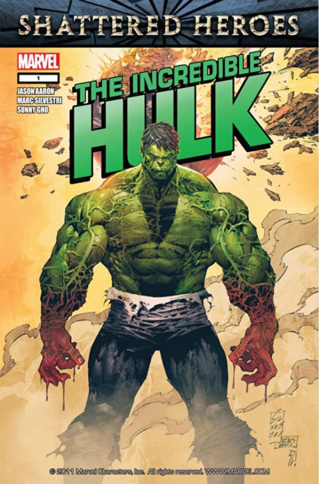 Incredible Hulk (2011-2012) #1