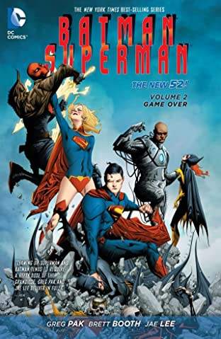 Batman/Superman (2013-2016) Tome 2: Game Over
