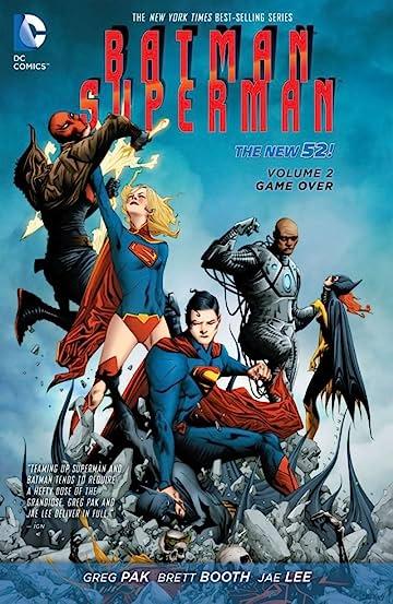 Batman/Superman (2013-2016) Tome 2: Game Over