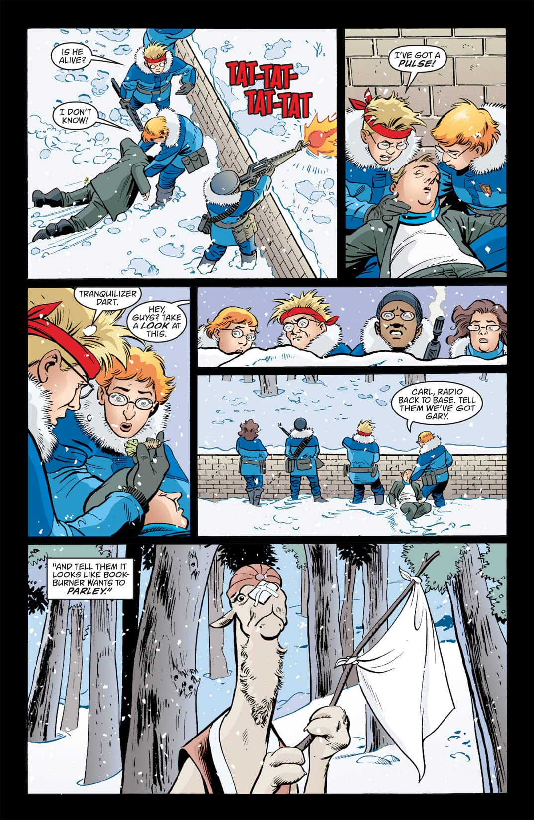 Jack of Fables #31