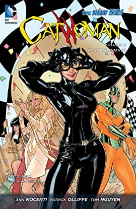 Catwoman (2011-2016) Vol. 5: Race of Thieves