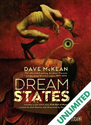 Dream States: The Collected Dreaming Covers