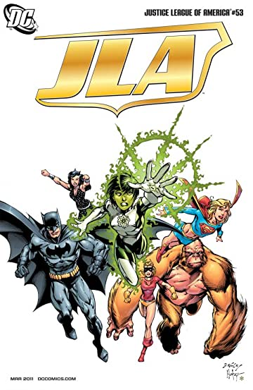 Justice League of America (2006-2011) #53