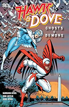 Hawk & Dove (1988): Ghosts & Demons