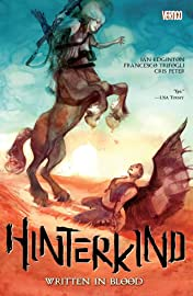 Hinterkind (2013-2015) Vol. 2: Written In Blood