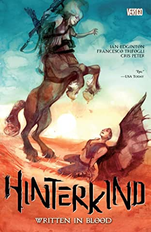 Hinterkind (2013-2015) Tome 2: Written In Blood