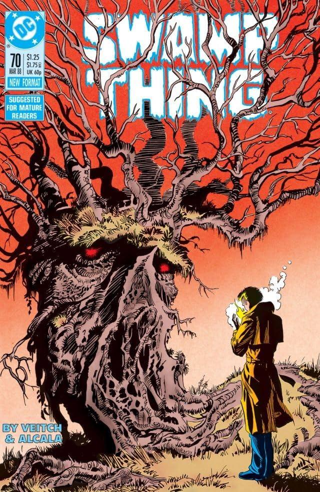 Swamp Thing (1982-1996) #70