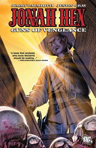 Jonah Hex (2006-2011) Vol. 2: Guns of Vengeance