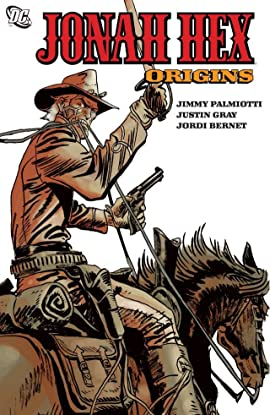 Jonah Hex (2006-2011) Vol. 3: Origins