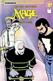 Mage: The Hero Discovered #8