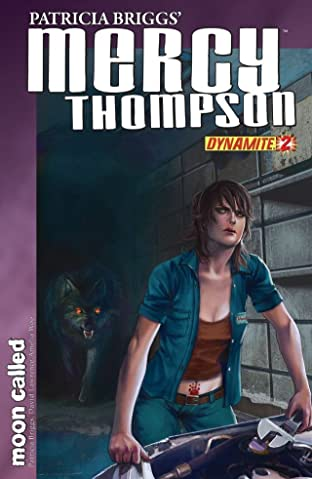 Patricia Briggs' Mercy Thompson: Moon Called #2